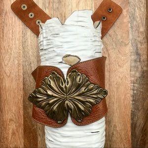 Great vintage leather belt